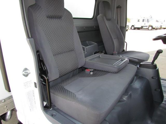 2012 Isuzu NPR HD Box Truck 4x2 - 12502371 - 23