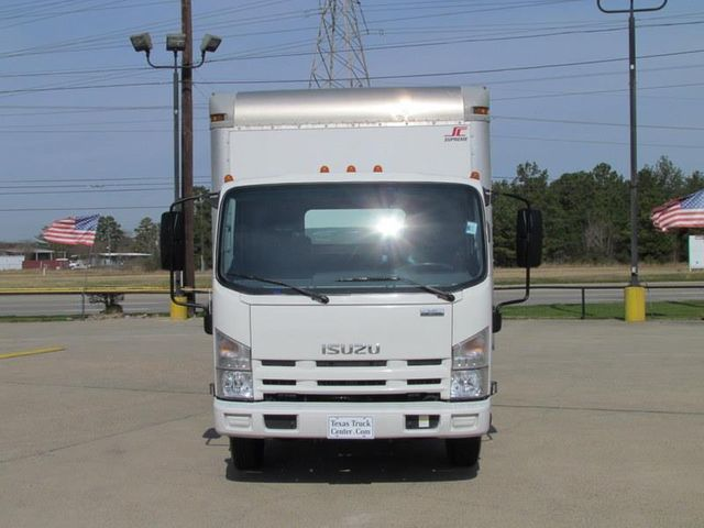 2012 Isuzu NPR HD Box Truck 4x2 - 12502371 - 2