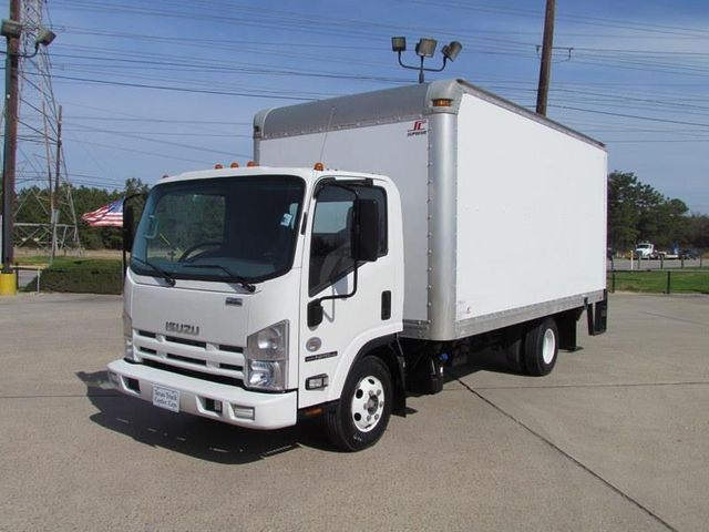 2012 Isuzu NPR HD Box Truck 4x2 - 12502371 - 3