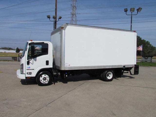 2012 Isuzu NPR HD Box Truck 4x2 - 12502371 - 4