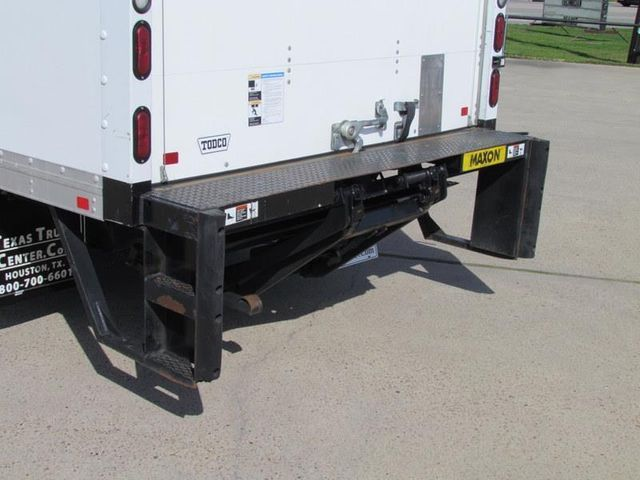 2012 Isuzu NPR HD Box Truck 4x2 - 12502371 - 7