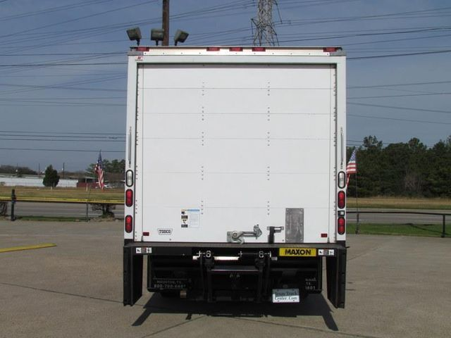 2012 Isuzu NPR HD Box Truck 4x2 - 12502371 - 8