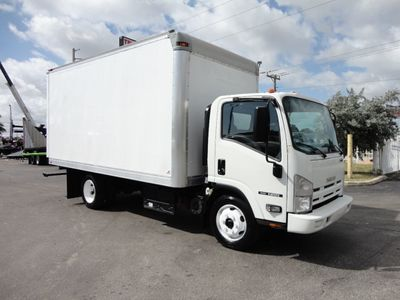 2012 Isuzu NRR 19,500LB GVWR..16FT BOX TRUCK