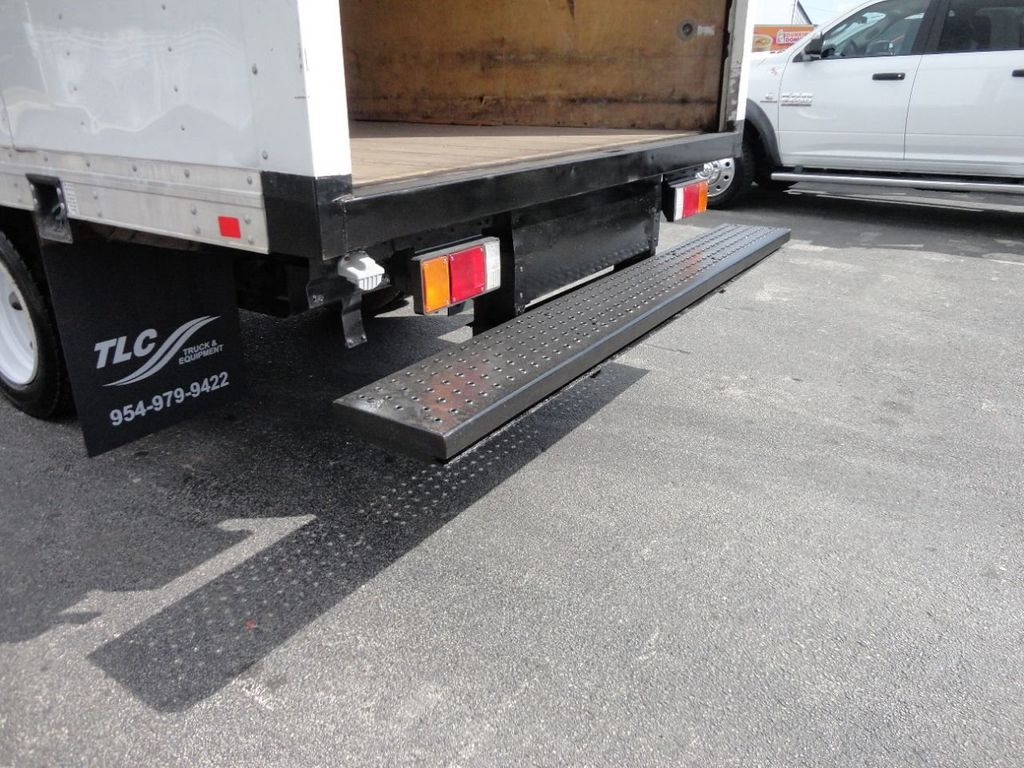 2012 Isuzu NRR 19,500LB GVWR..16FT BOX TRUCK - 17398345 - 17