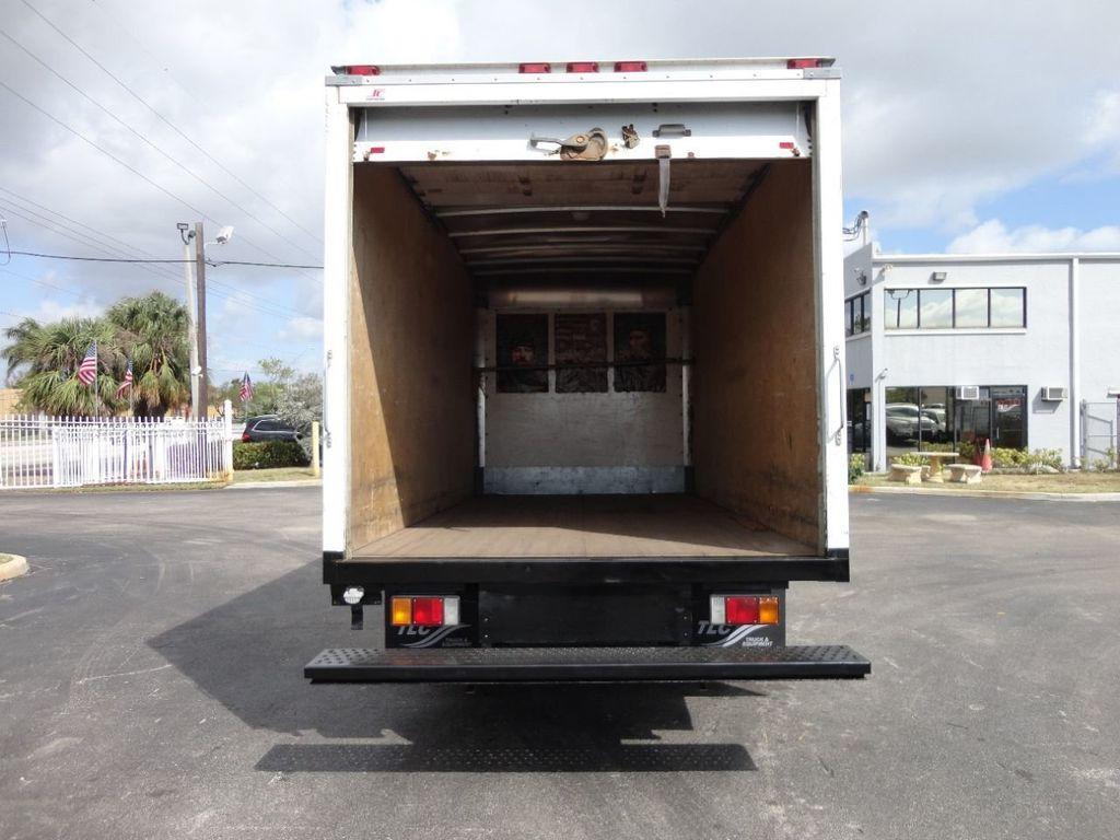 2012 Isuzu NRR 19,500LB GVWR..16FT BOX TRUCK - 17398345 - 4