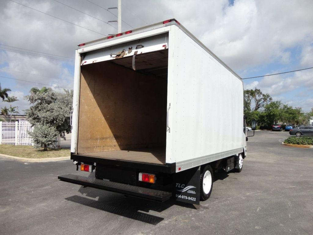 2012 Isuzu NRR 19,500LB GVWR..16FT BOX TRUCK - 17398345 - 5