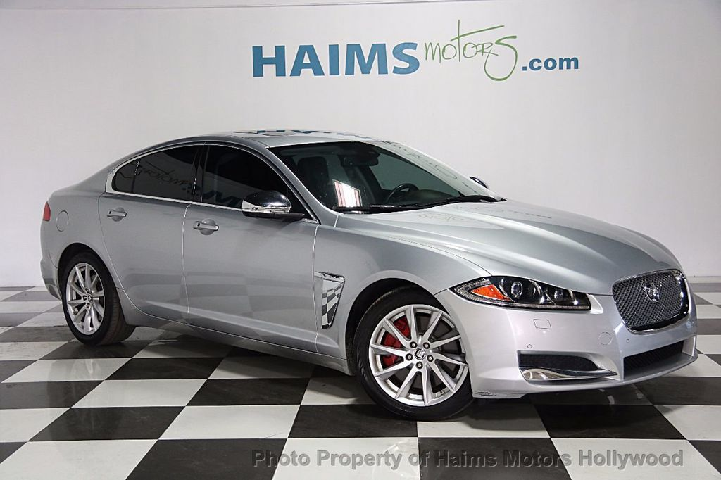 Lovely 2012 Jaguar XF 4dr Sedan   15693749   2