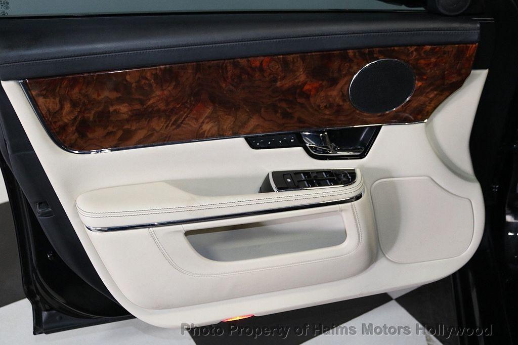 2012 Jaguar XJ 4dr Sedan XJL - 18581502 - 10