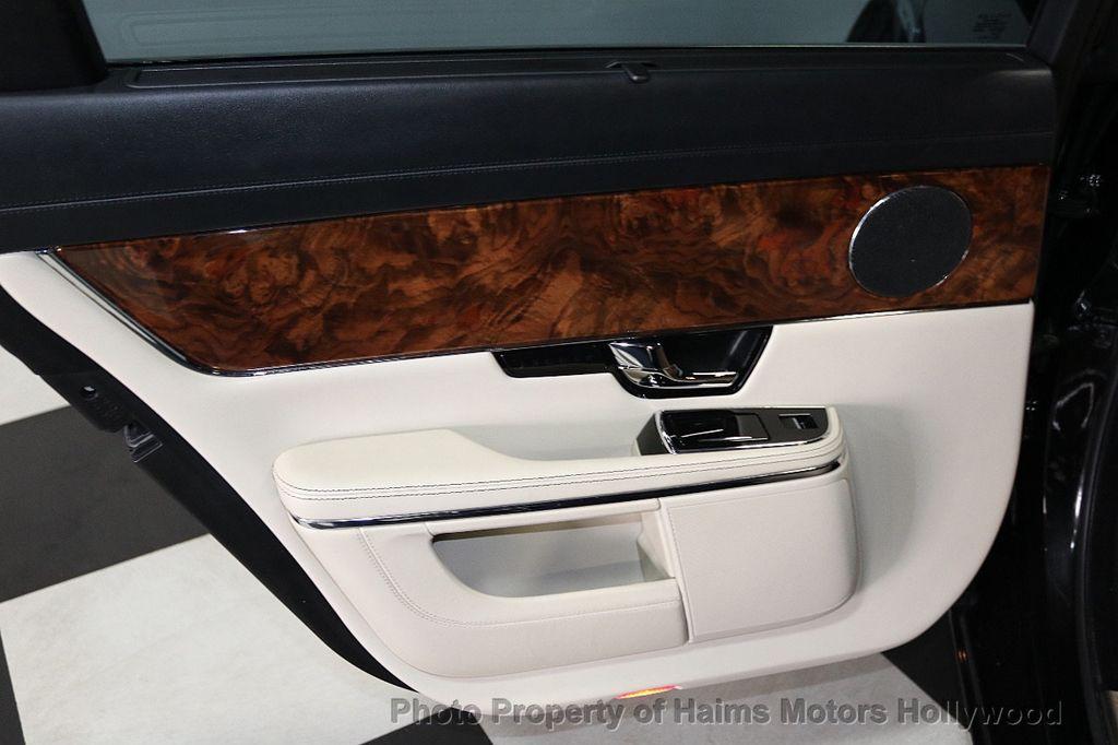 2012 Jaguar XJ 4dr Sedan XJL - 18581502 - 11