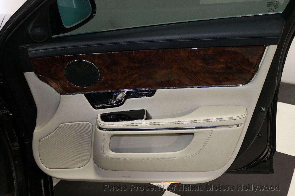 2012 Jaguar XJ 4dr Sedan XJL - 18581502 - 13
