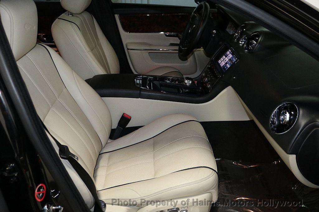 2012 Jaguar XJ 4dr Sedan XJL - 18581502 - 14
