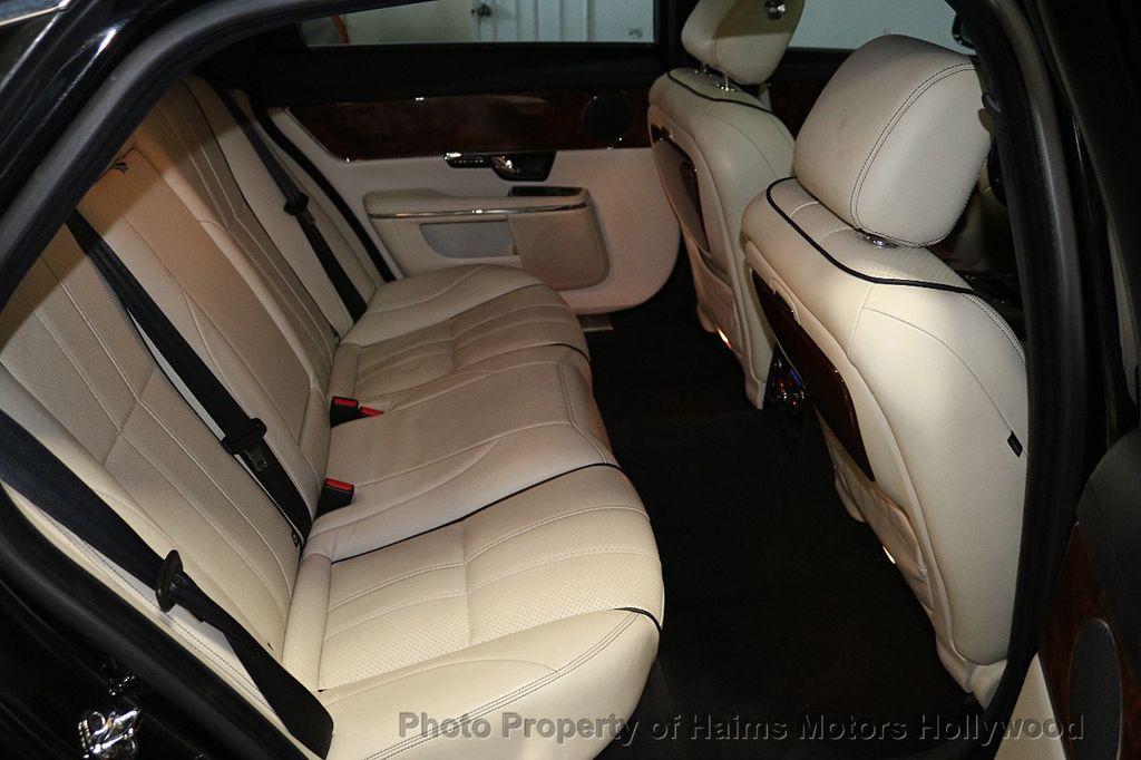 2012 Jaguar XJ 4dr Sedan XJL - 18581502 - 15