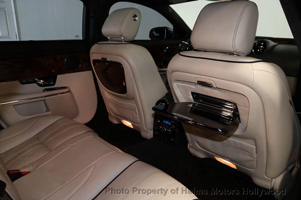 2012 Jaguar XJ 4dr Sedan XJL - 18581502 - 16