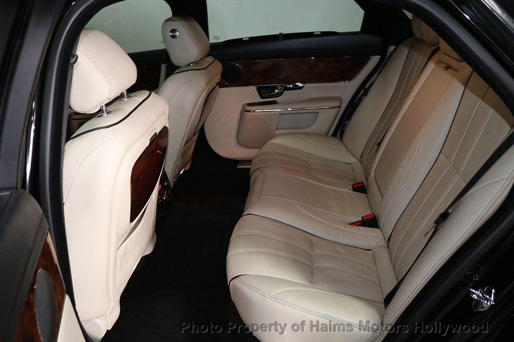 2012 Jaguar XJ 4dr Sedan XJL - 18581502 - 17