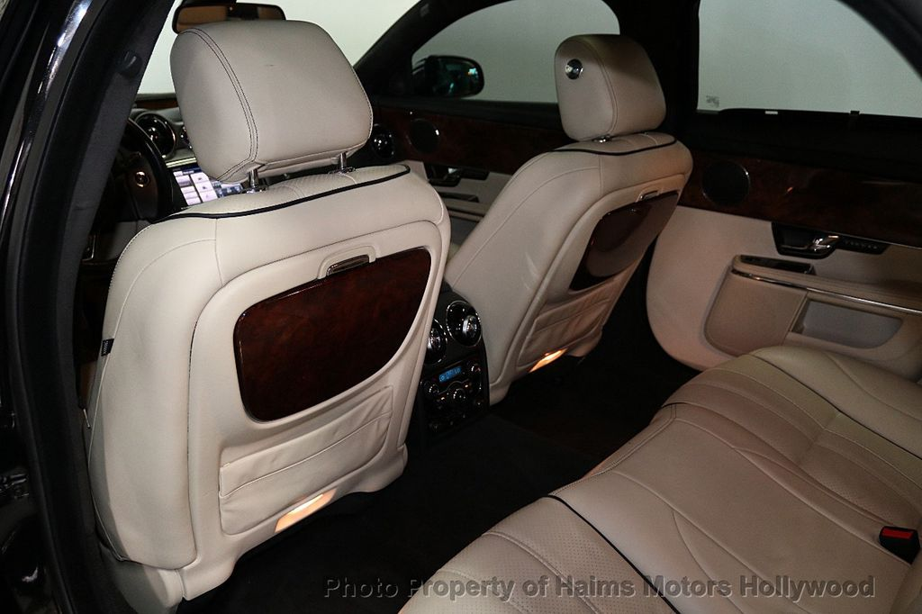 2012 Jaguar XJ 4dr Sedan XJL - 18581502 - 18
