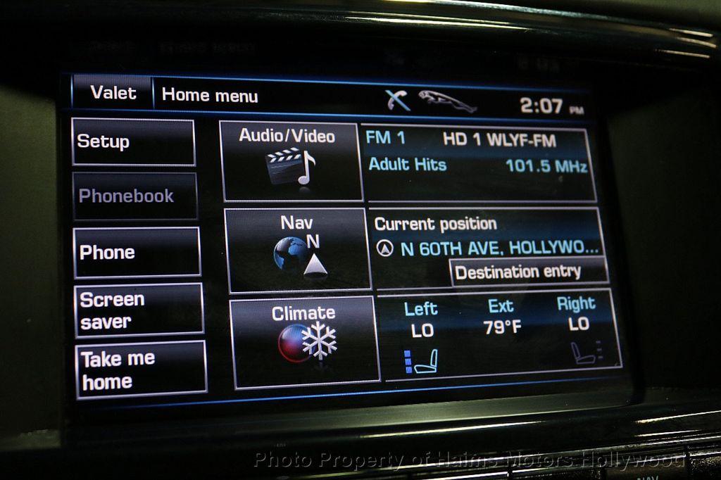 2012 Jaguar XJ 4dr Sedan XJL - 18581502 - 31