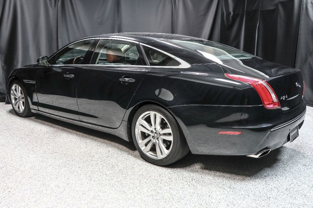 2012 used jaguar xj 4dr sedan xjl at auto outlet serving elizabeth