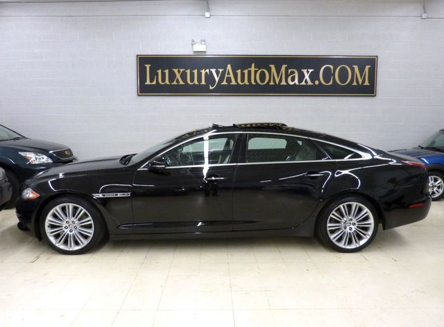 2012 Jaguar XJ 4dr Sedan XJL Supercharged   Click To See Full Size Photo  Viewer