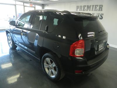 2012 Jeep Compass 2012 JEEP COMPASS  - Click to see full-size photo viewer