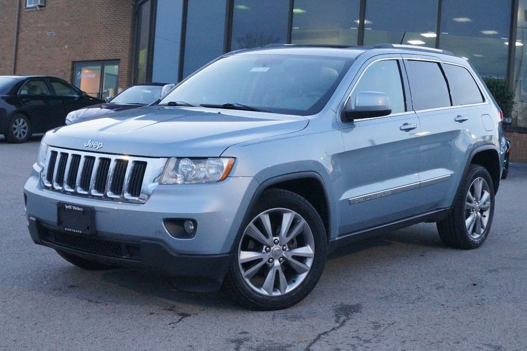 2012 Used Jeep Grand Cherokee 2012 JEEP GRAND CHEROKEE ...
