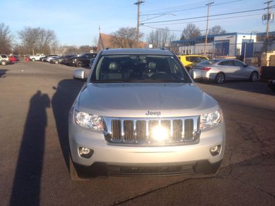 2012 Jeep Grand Cherokee - 1C4RJFAG0CC287393
