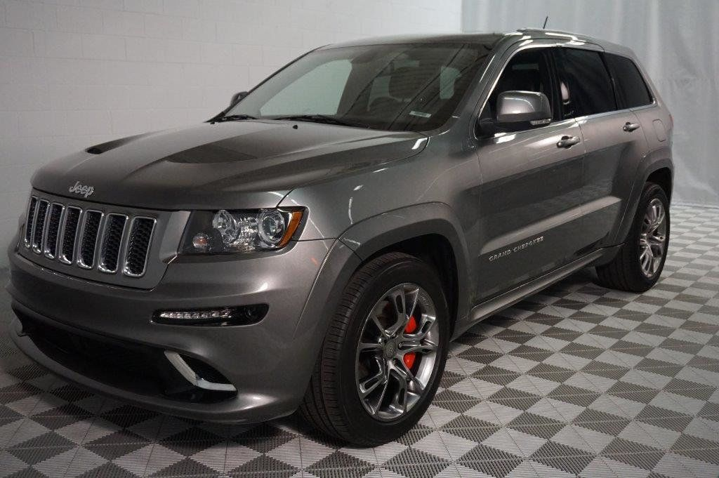 2012 Jeep Grand Cherokee 4WD 4dr SRT8 - 15411217 - 0