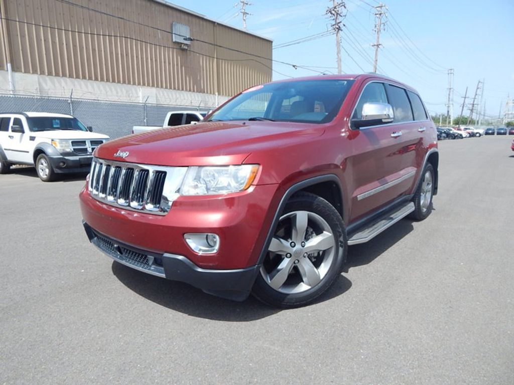 2012 Jeep Grand Cherokee Limited - 17916871 - 0