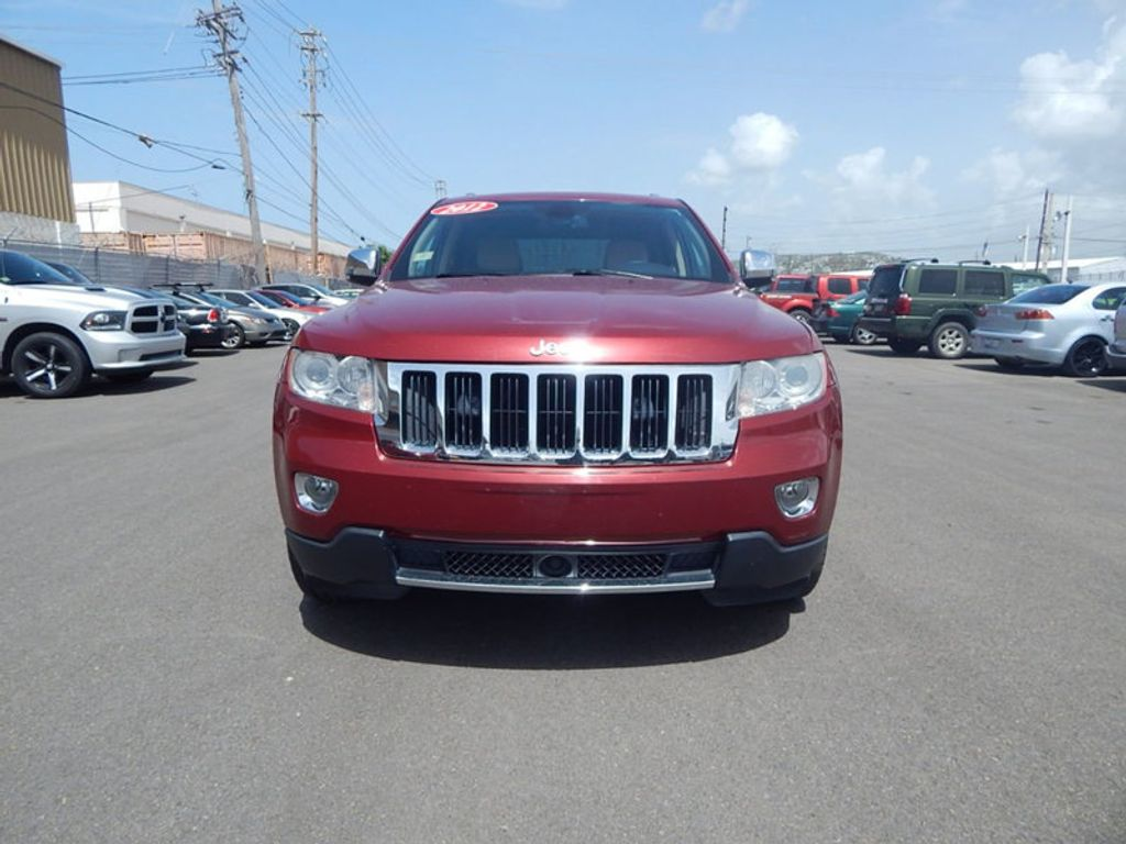 2012 Jeep Grand Cherokee Limited - 17916871 - 1