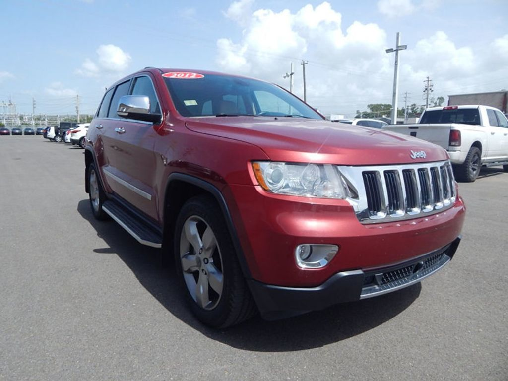 2012 Jeep Grand Cherokee Limited - 17916871 - 2