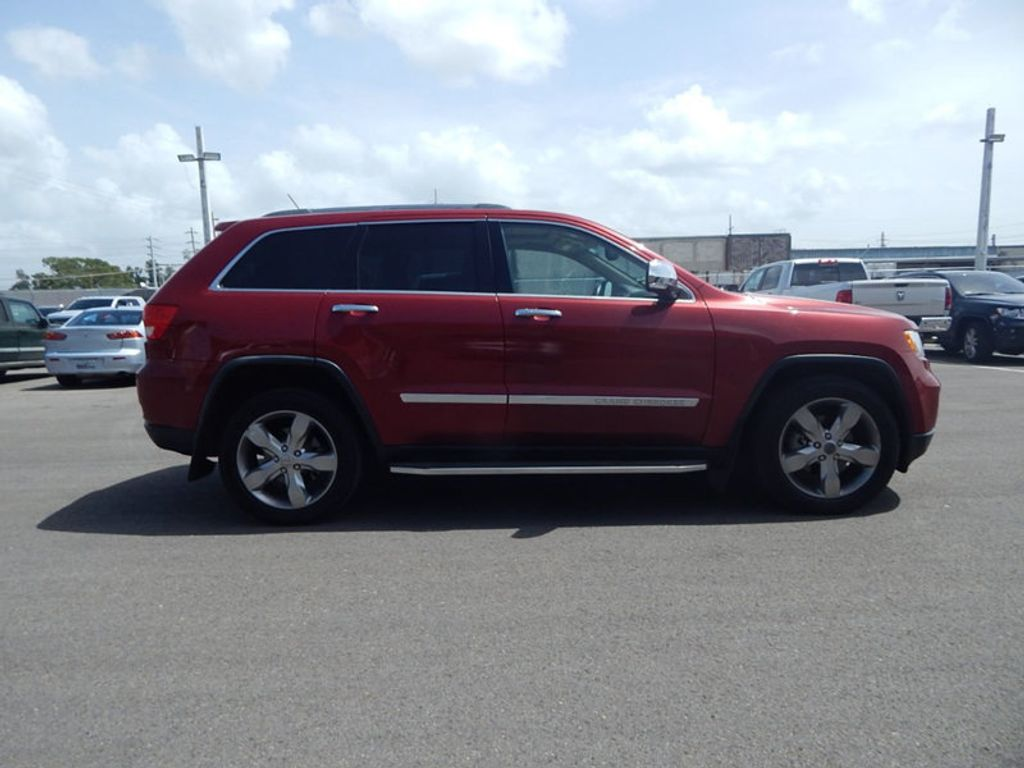 2012 Jeep Grand Cherokee Limited - 17916871 - 3