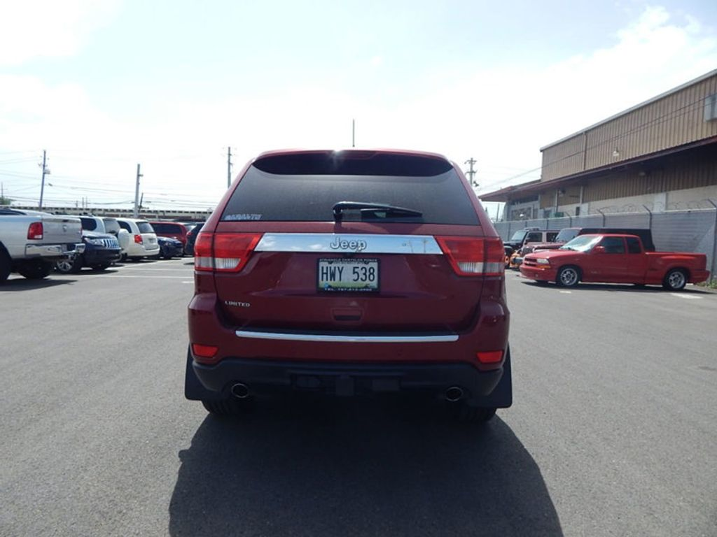 2012 Jeep Grand Cherokee Limited - 17916871 - 5