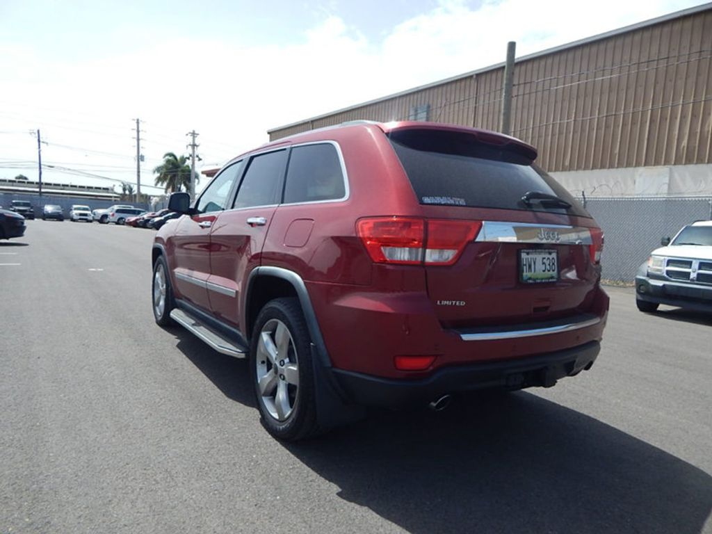 2012 Jeep Grand Cherokee Limited - 17916871 - 6