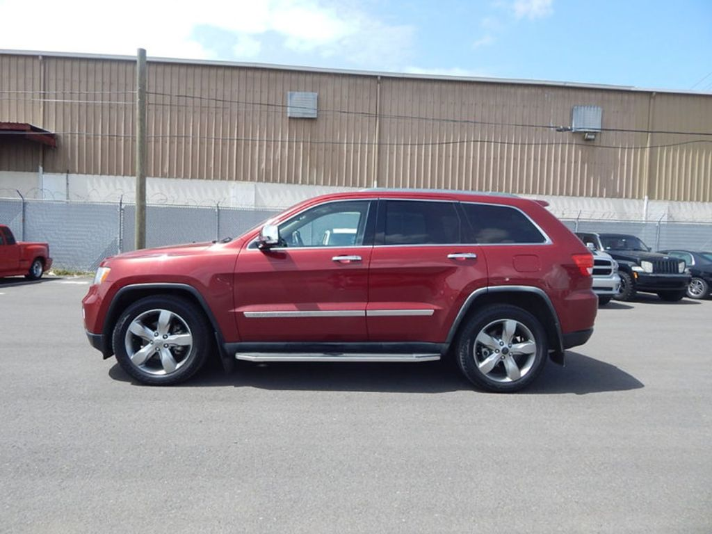 2012 Jeep Grand Cherokee Limited - 17916871 - 7