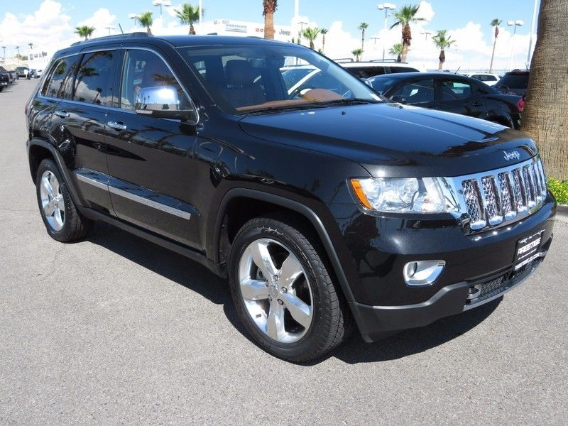 2012 jeep grand cherokee overland 4x4 not specified for sale in las vegas nv on. Black Bedroom Furniture Sets. Home Design Ideas