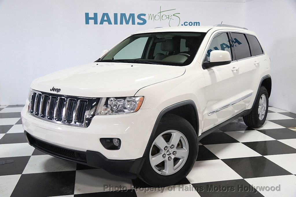 2012 used jeep grand cherokee rwd 4dr laredo at haims motors serving fort lauderdale hollywood. Black Bedroom Furniture Sets. Home Design Ideas