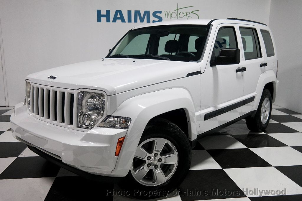 2012 used jeep liberty rwd 4dr sport at haims motors serving fort lauderdale hollywood miami. Black Bedroom Furniture Sets. Home Design Ideas
