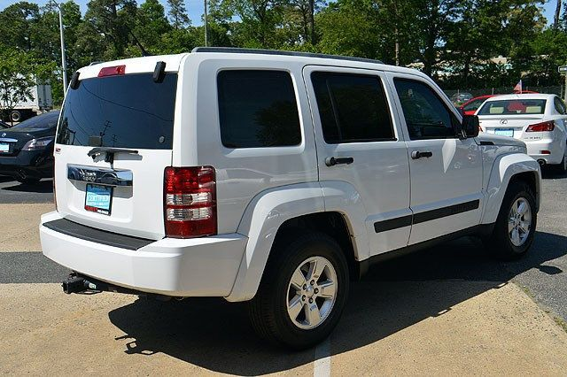 2012 Used Jeep Liberty Sport at Trinity Pre Owned Auto ...