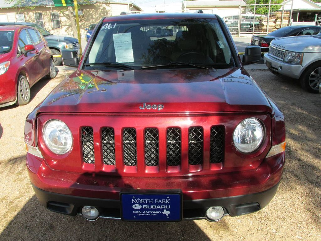 2012 Jeep Patriot FWD 4dr Limited - 14875217 - 0