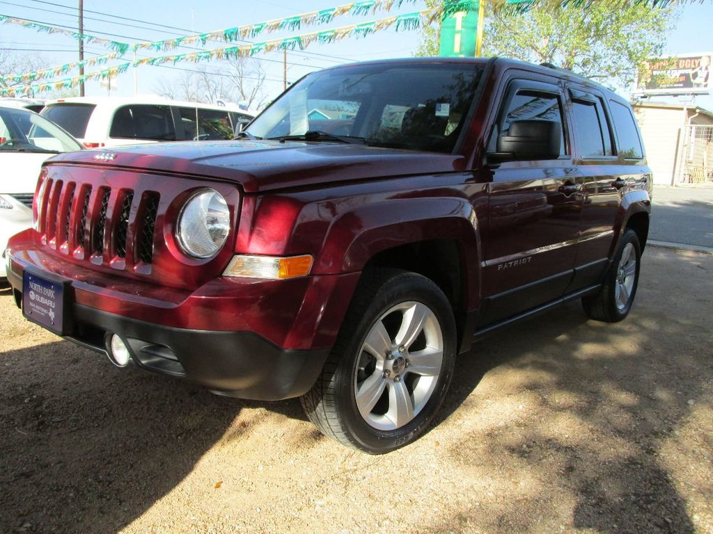 2012 Jeep Patriot FWD 4dr Limited - 14875217 - 1