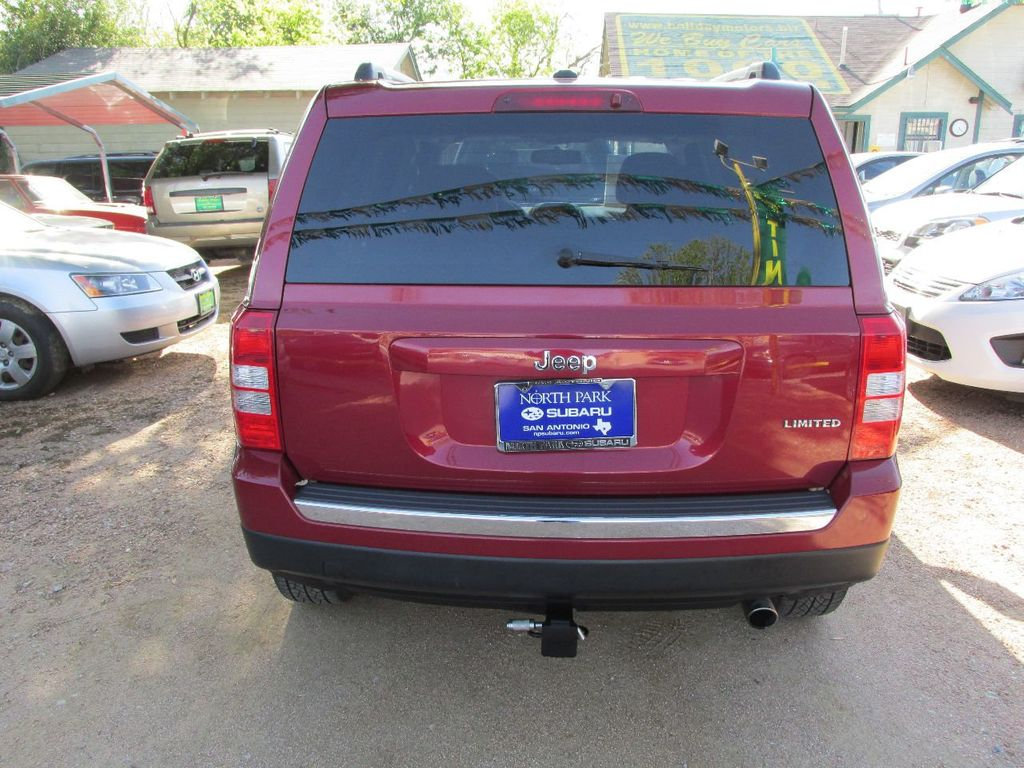 2012 Jeep Patriot FWD 4dr Limited - 14875217 - 2