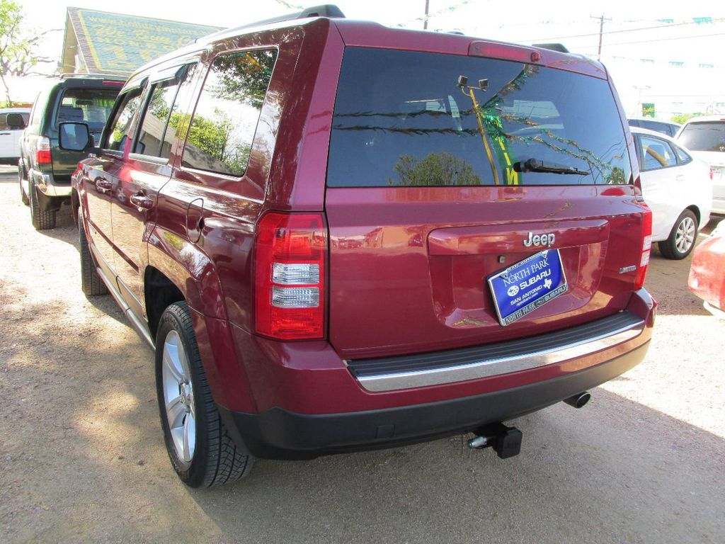 2012 Jeep Patriot FWD 4dr Limited - 14875217 - 3