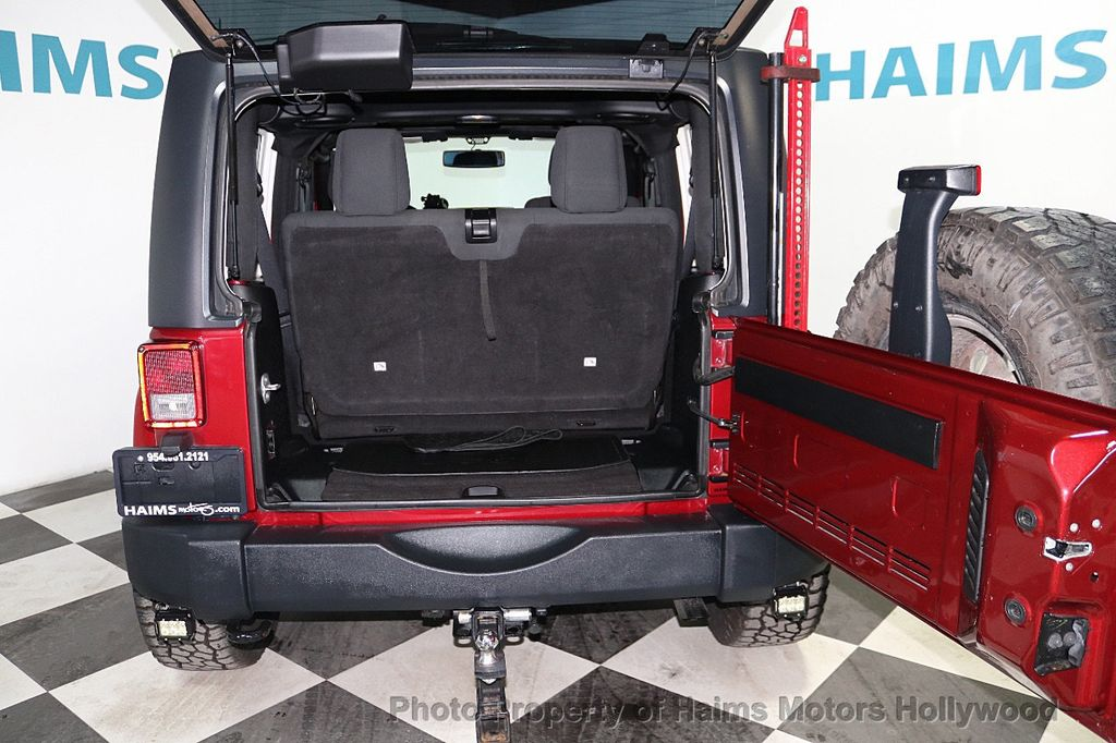 2012 Jeep Wrangler 4WD 2dr Freedom Edition - 18588730 - 18