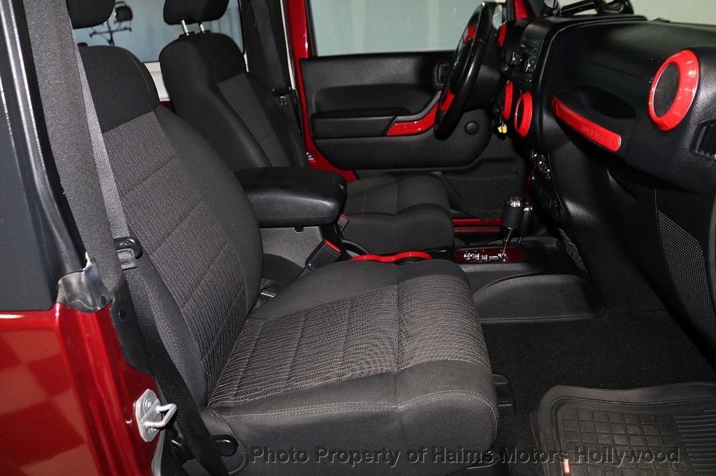 2012 Jeep Wrangler 4WD 2dr Freedom Edition - 18588730 - 22