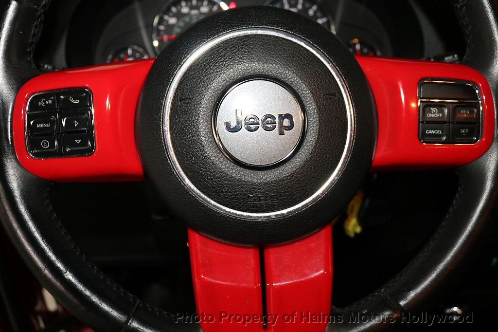 2012 Jeep Wrangler 4WD 2dr Freedom Edition - 18588730 - 32