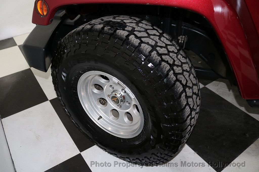 2012 Jeep Wrangler 4WD 2dr Freedom Edition - 18588730 - 35