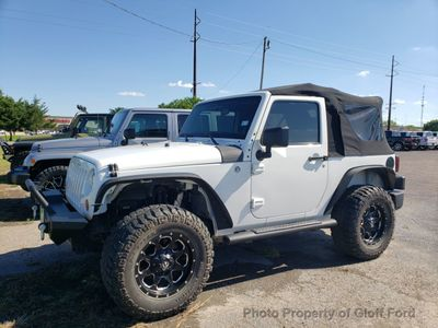 2012 Jeep Wrangler 4WD 2dr Freedom Edition SUV