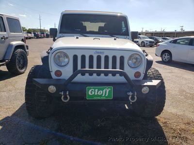2012 Jeep Wrangler 4WD 2dr Freedom Edition - Click to see full-size photo viewer