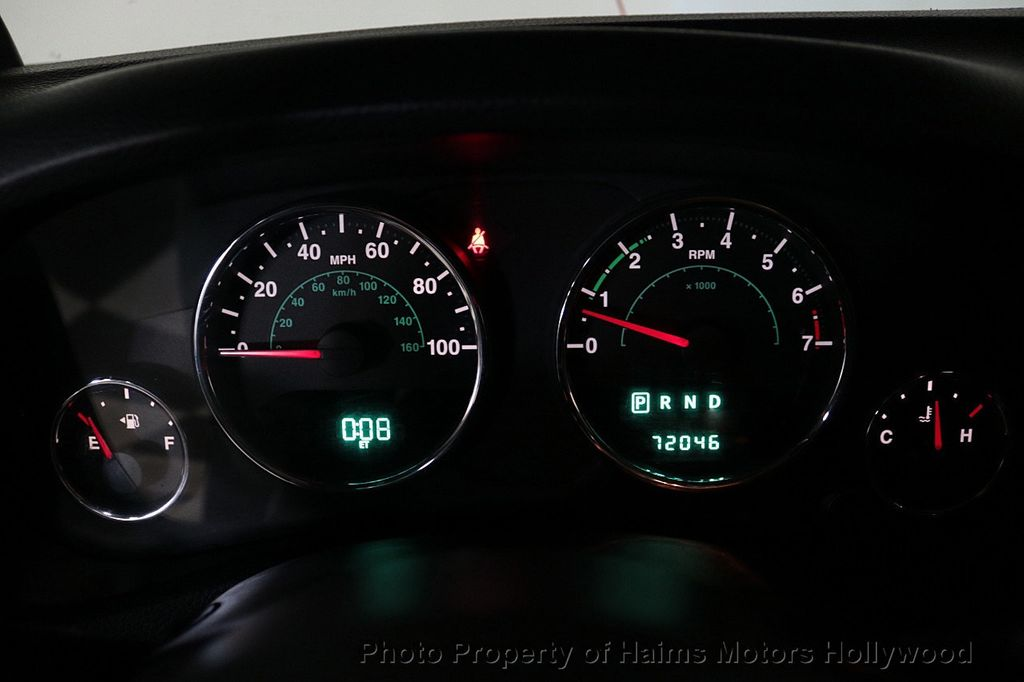 2012 Jeep Wrangler Unlimited 4WD 4dr Freedom Edition - 18327187 - 36