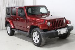 2012 Jeep Wrangler Unlimited - 1C4BJWEG8CL161052