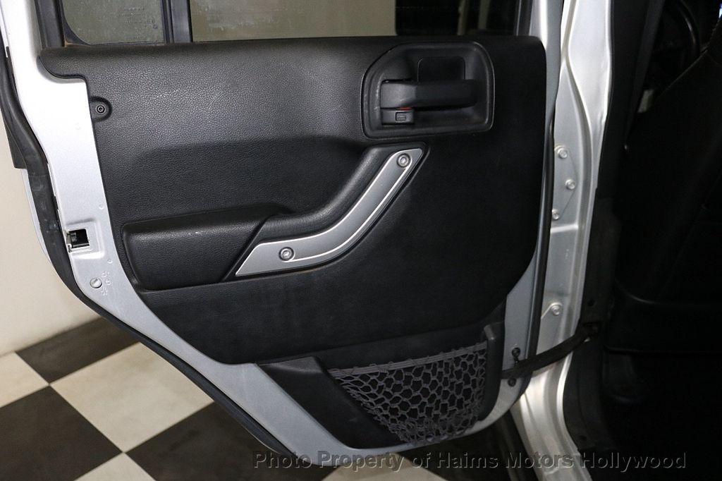 2012 Jeep Wrangler Unlimited 4WD 4dr Sahara - 18663321 - 19